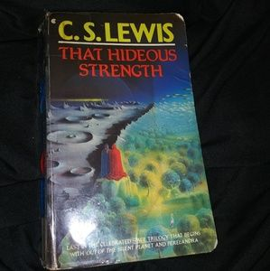 C.S. Lewis Christian-SciFi